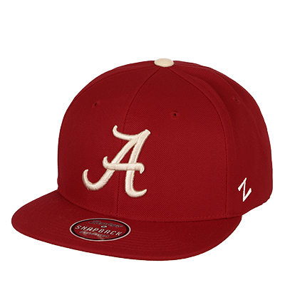 Alabama Z11 Sepia Cap With Script A