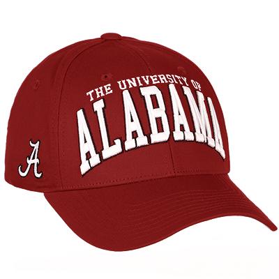 THE UNIVERSITY OF ALABAMA BROADCAST CAP