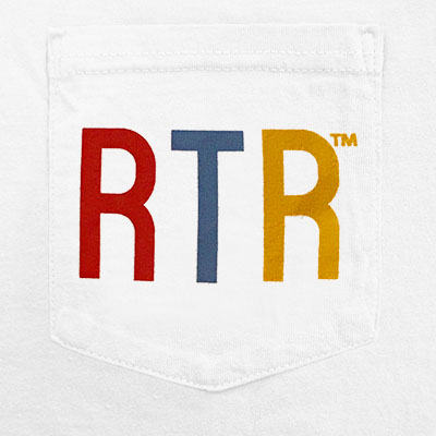 COLORFUL LETTERS T-SHIRT
