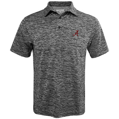 Alabama Script A Haze Polo