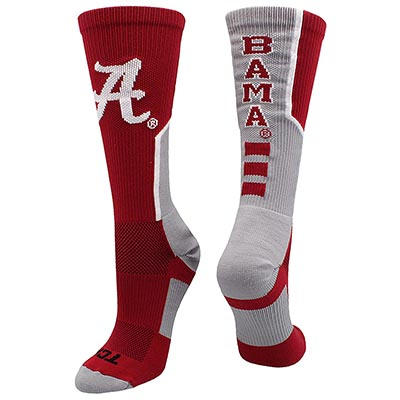 Alabama Perimeter 2.0 Crew Socks