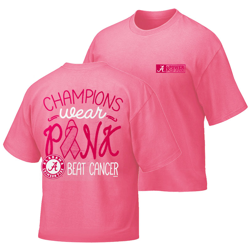 Champions Wear Pink T-Shirt (SKU 13248420102)