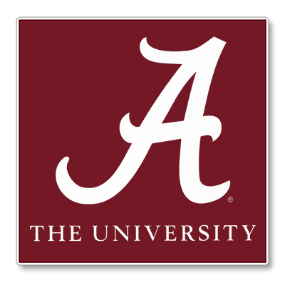 A The University Decal