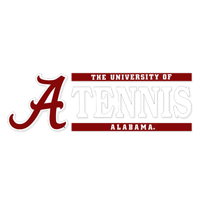 Script A Tennis Decal