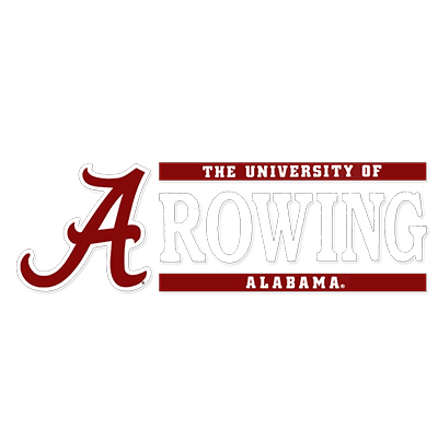 Script A Rowing Decal