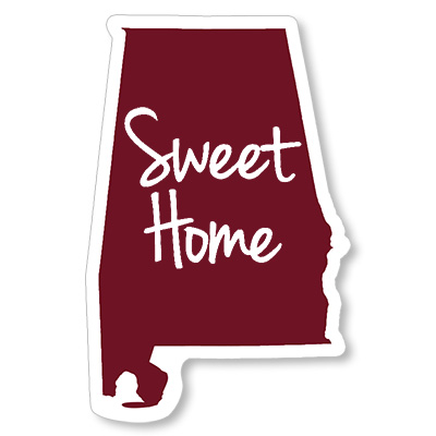 Sweet Home Alabama Magnet