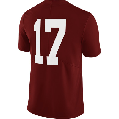 NIKE ALABAMA LIMITED HOME GAME JERSEY