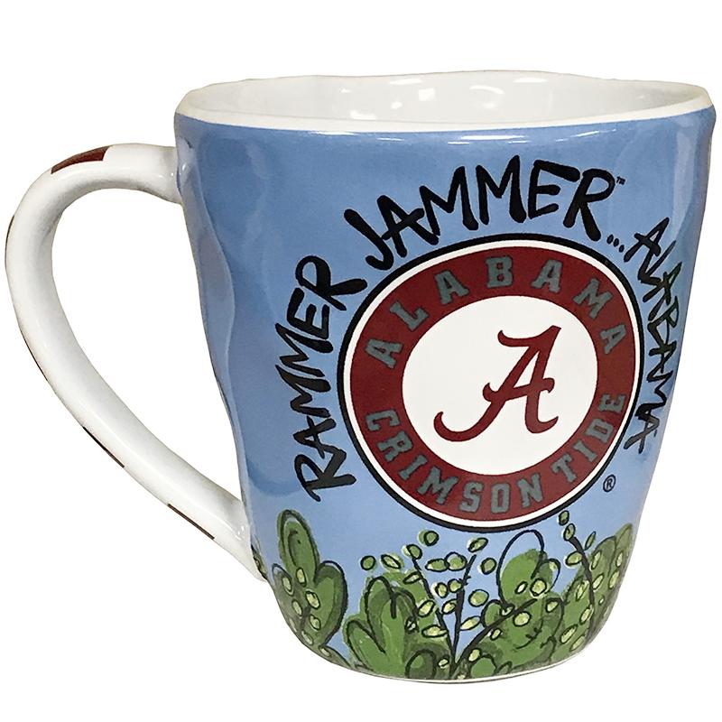 Alabama Rammer Jammer Mug