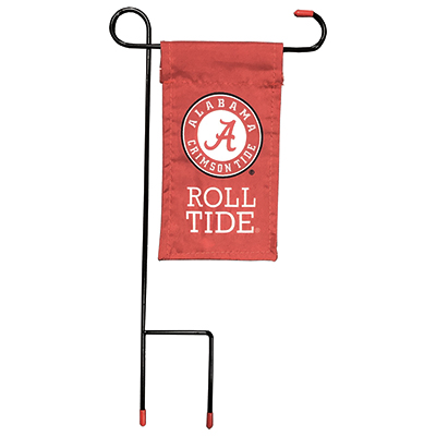 Alabama Roll Tide Miniature Two-Sided Garden Flag