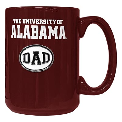 Alabama Medallion Dad Mug