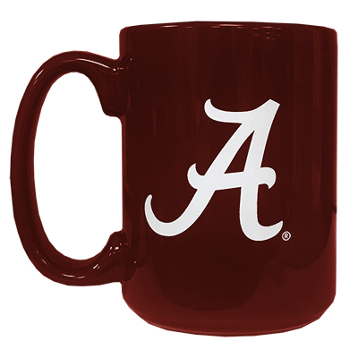 ALABAMA MEDALLION ALUMNI MUG