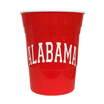 Alabama Party Cup