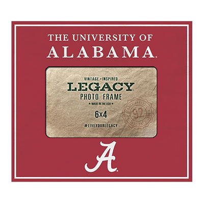 Alabama Ivy League Center Picture Frame