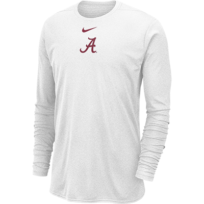 Alabama Script A 360 Long Sleeve Play Shirt