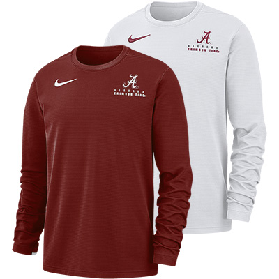 Alabama Crimson Tide Nike Dry Crew