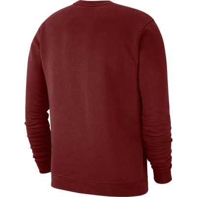 ALABAMA NIKE MEN'S FLEECE CLUB CREW