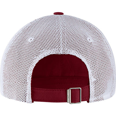 ALABAMA NIKE COLLEGE H86 TRUCKER CAP WITH VAULT LOGO