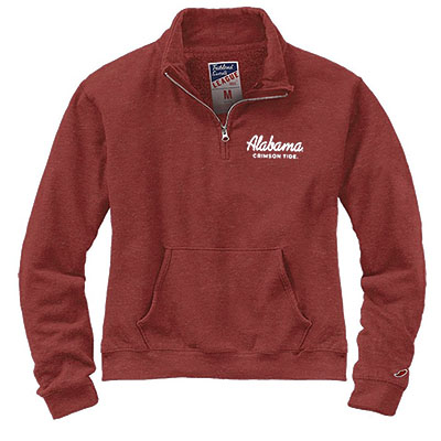 Alabama Crimson Tide Victory Springs 1/2 Zip