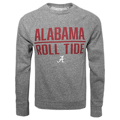 Alabama Roll Tide Hertiage Crew