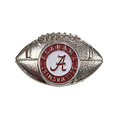 Alabama Circle Logo Pin