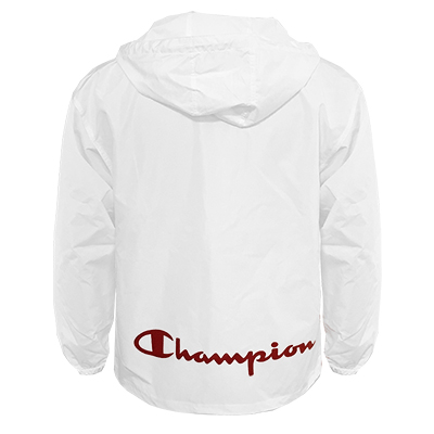 BAMA OVER ELEPHANT PACKABLE JACKET CO-BRANDED WITH CHAMPION