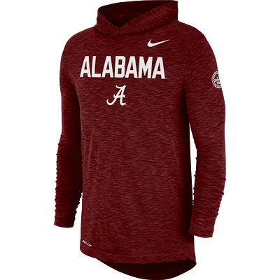 Alabama Football Slub Rivalry Long Sleeve T-Shirt Hoodie