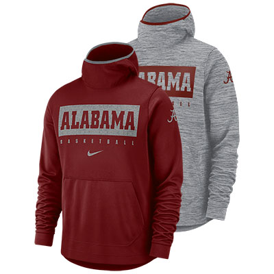 Alabama Basketball Spotlight Pullover Hoodie