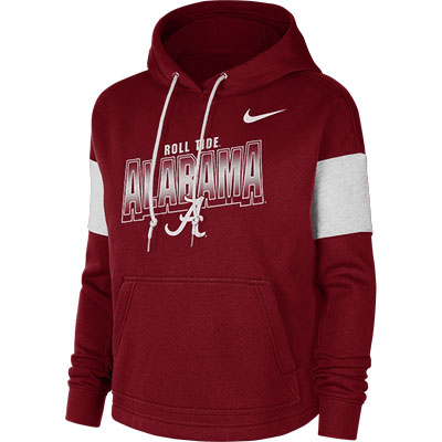 Alabama Roll Tide Nike Local Pullover Hoodie