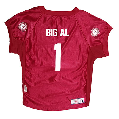 Alabama Premium Pet Jersey