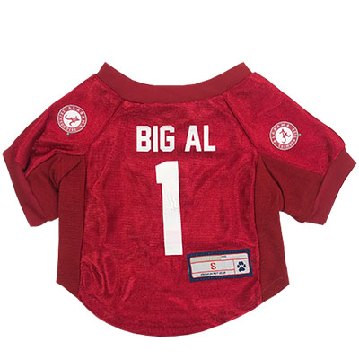 Alabama Stretch Pet Jersey