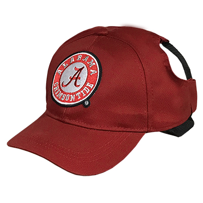 Alabama Pet Baseball Hat