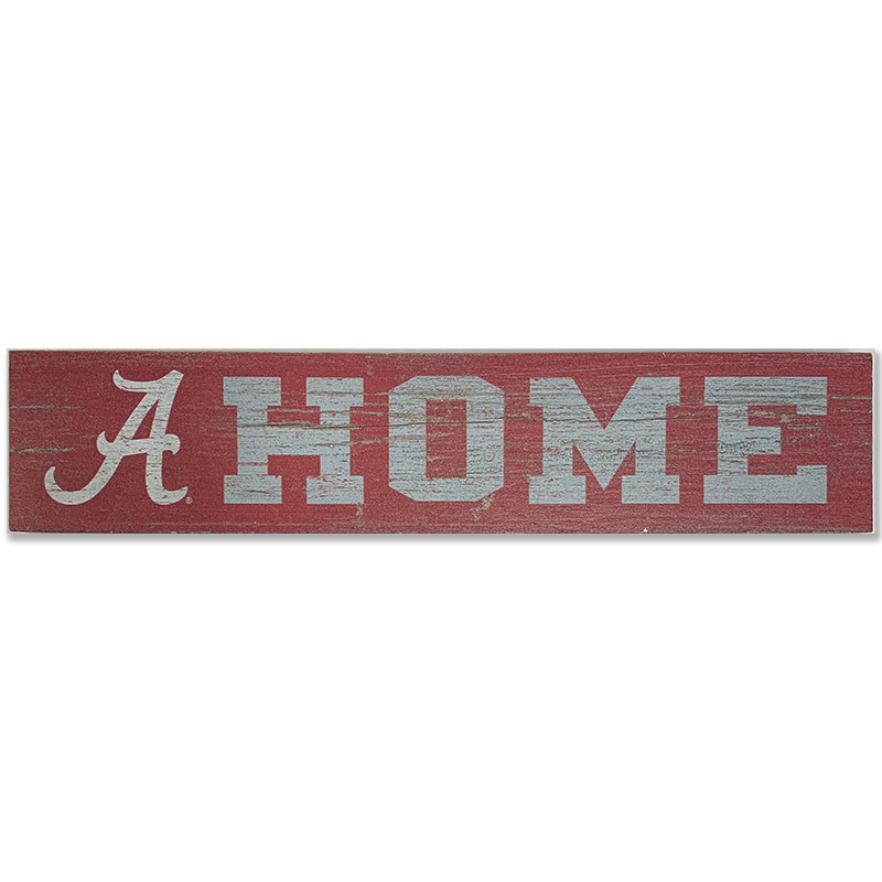 Alabama Home Team Table Top Wood Stick (SKU 13267889106)