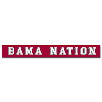 Bama Nation Table Top Stick
