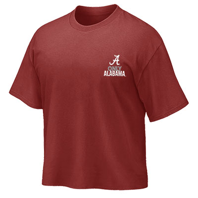 ALABAMA ABSOLUTELY T-SHIRT