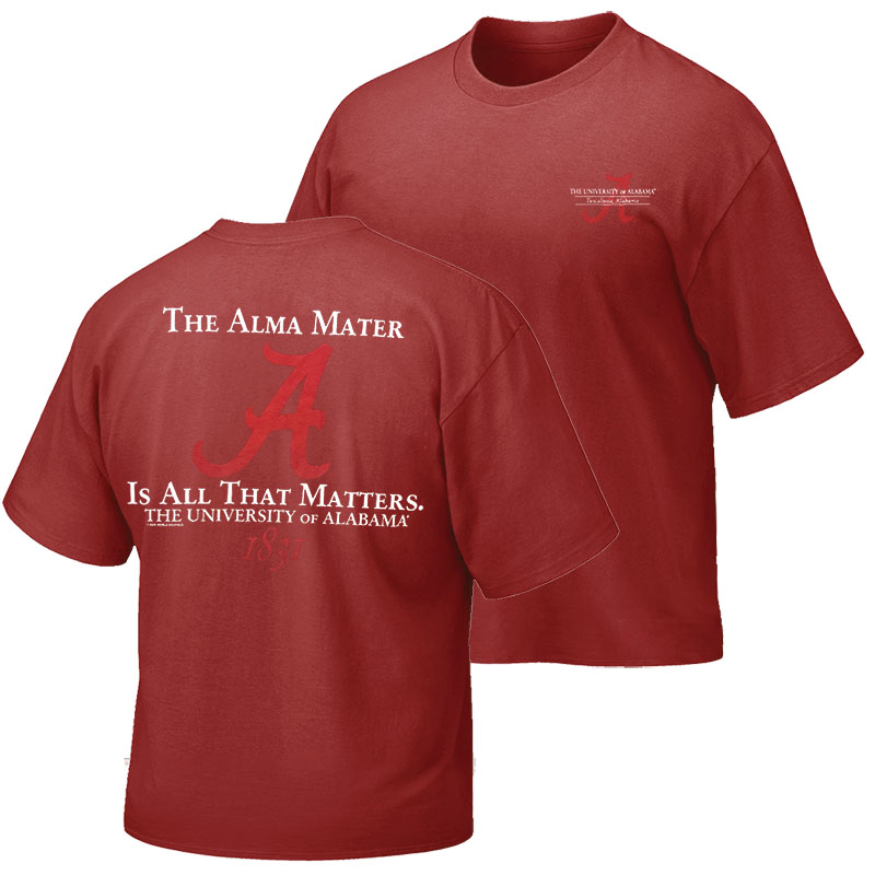 Alabama Alma Mater T-Shirt (SKU 13268787102)