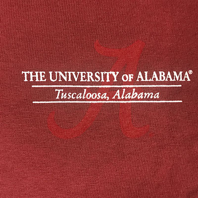 ALABAMA ALMA MATER T-SHIRT
