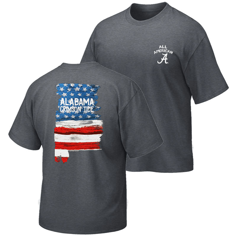 Alabama Patriotic T-Shirt (SKU 13269197102)
