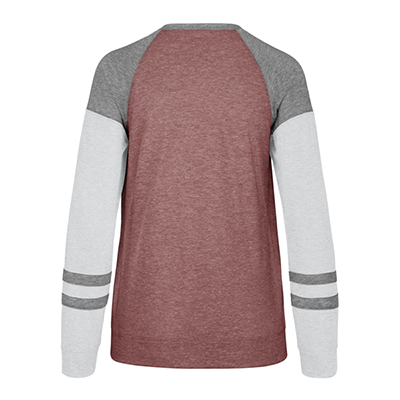 BAMA MATCH TRIBLEND LONG SLEEVE T-SHIRT