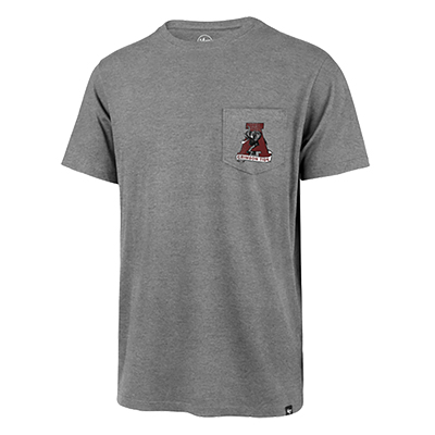 47 BRAND ALABAMA SUPER RIVAL VAULT A POCKET T-SHIRT