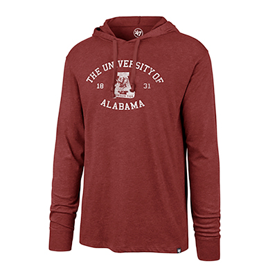 47 Brand Knockaround Club Hood University Of Alabama