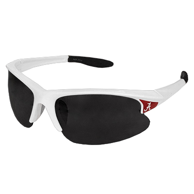 Alabama White Rimless Elite Sunglasses