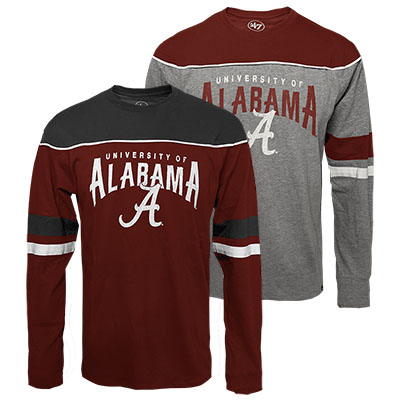 University Of Alabama Win Streak Long Sleeve T-Shirt