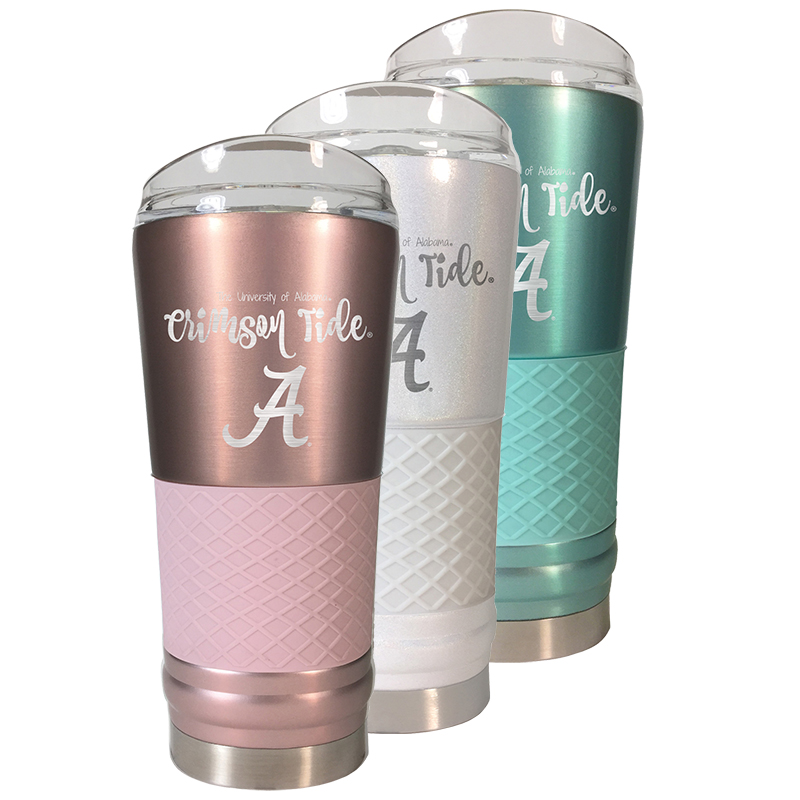 Alabama The Draft Diamond Collection Beverage Cup With Lid (SKU 1327600372)