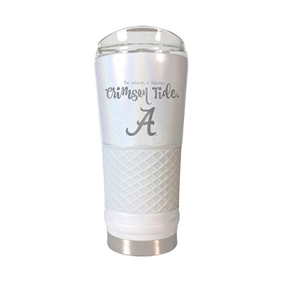 ALABAMA THE DRAFT DIAMOND COLLECTION BEVERAGE CUP WITH LID