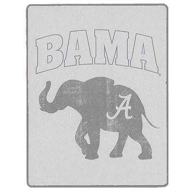 Alabama Oversized Silk Touch Throw Blanket