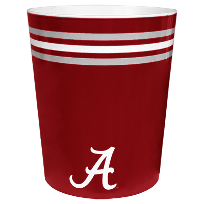Alabama Sublimated Trash Can