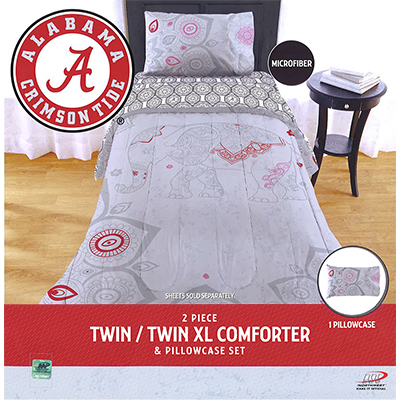 Alabama Mandala Comforter Set With Pillowcase