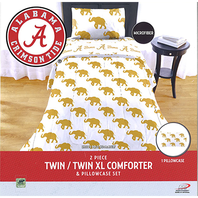 Alabama Midas Comforter Set With Pillowcase