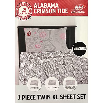 Alabama Mandala Sheet Set