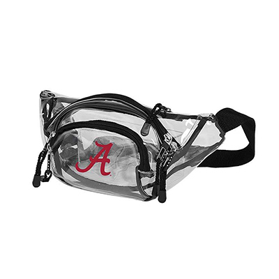 Alabama Clear Crossbody Bag Pack